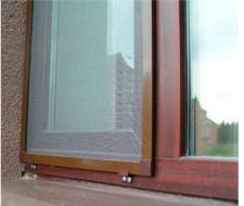 москитные сетки на пластиковые окна
