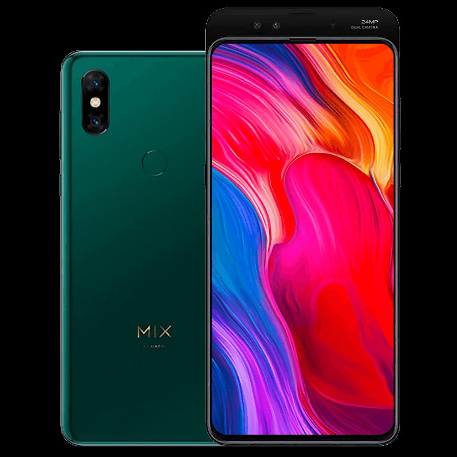Купить Xiaomi Mi Mix 3 6/128Gb Green