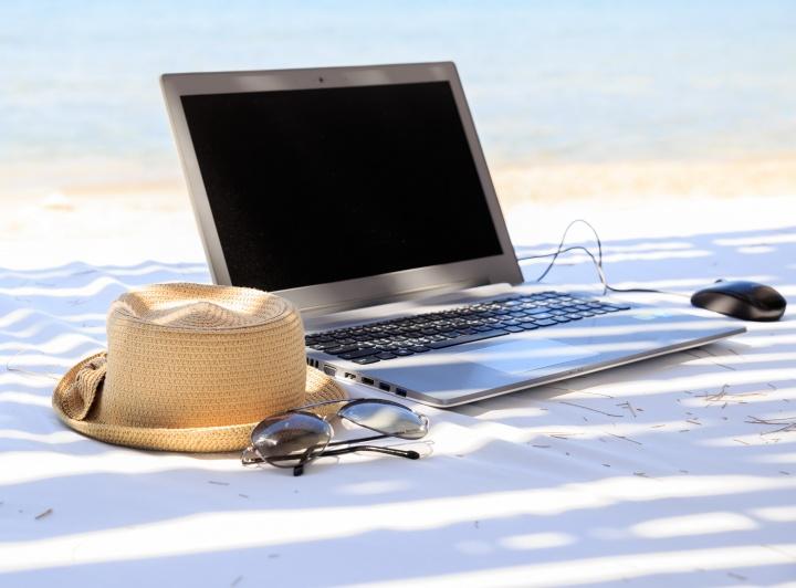 Удаленный доступ позволяет руководителю совмещать работу и отдых