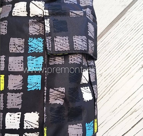 Premont комплект для мальчика Лонг Дарк S18245