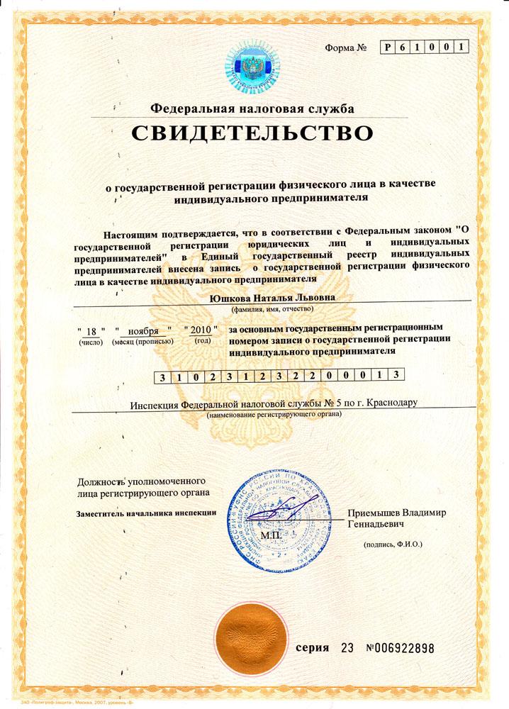 перечень документов для создания и регистрации ооо