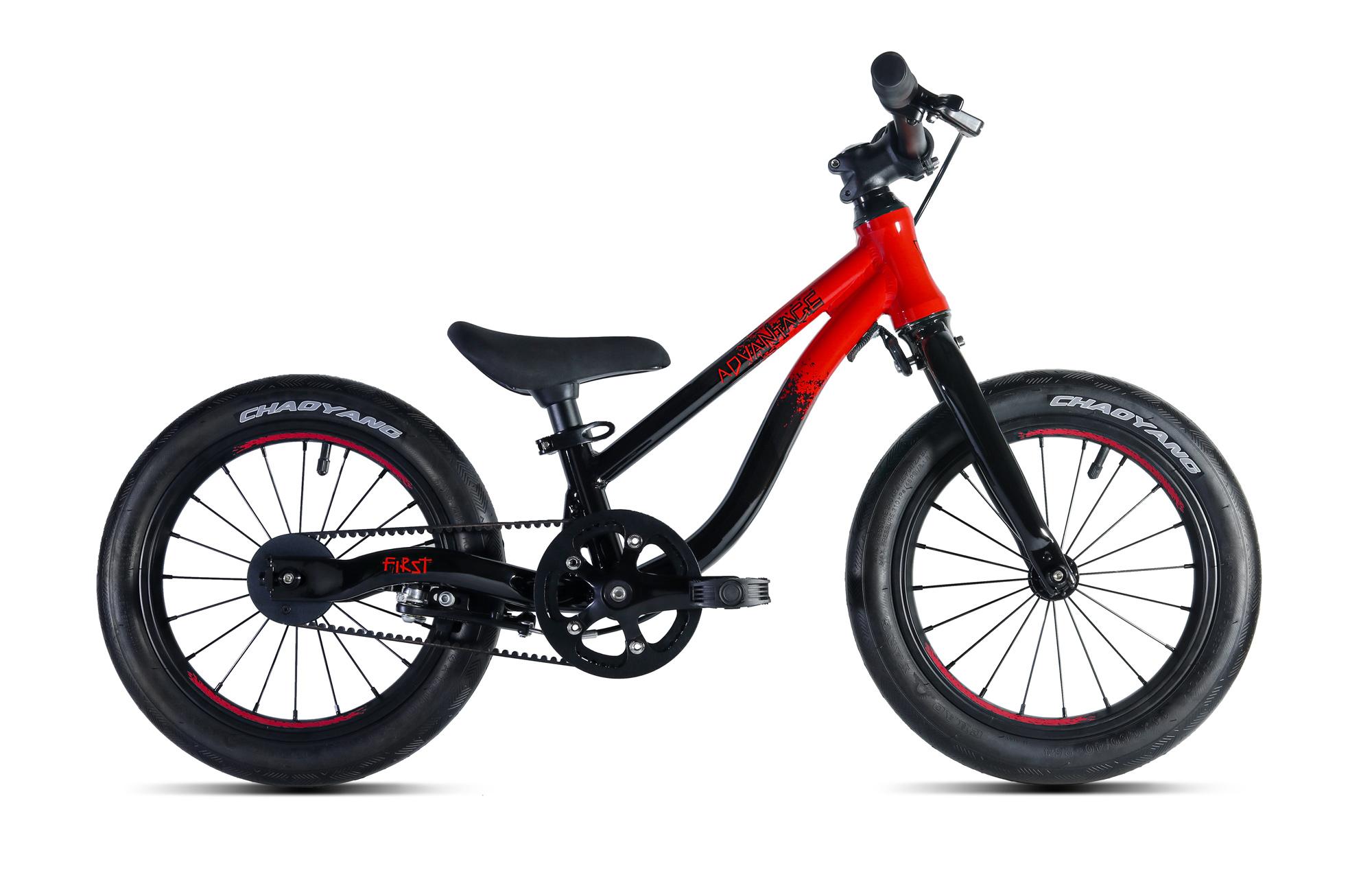 самый легкий детский велосипед Advantage 12-14 дюймов