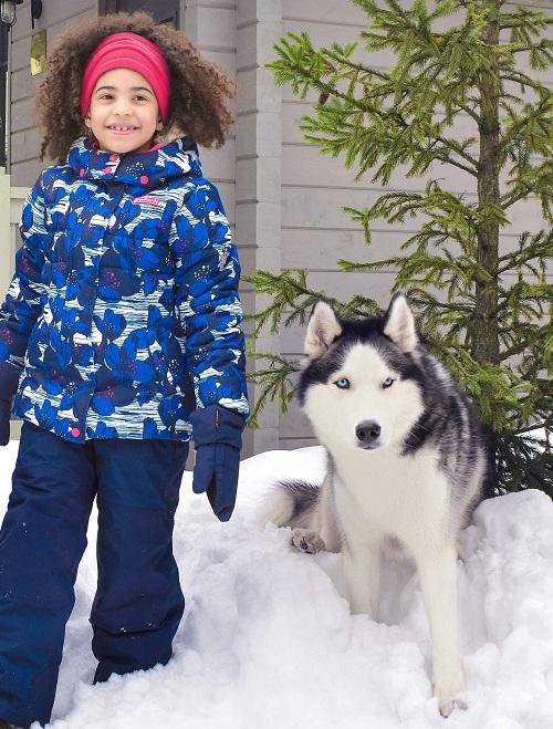 Зимний комплект Premont Крокус Джубили - новая коллекция Premont Зима 2018-2019!