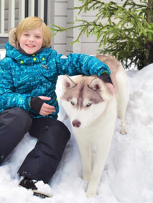 Зимний комплект Premont Университет Макгилла - новая коллекция Premont Зима 2018-2019!