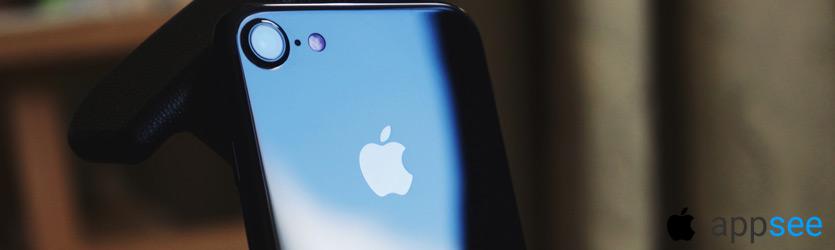 iPhone 7 Jet Black купить в Москве