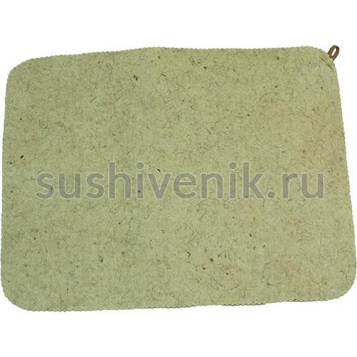коврик войлочный для бани