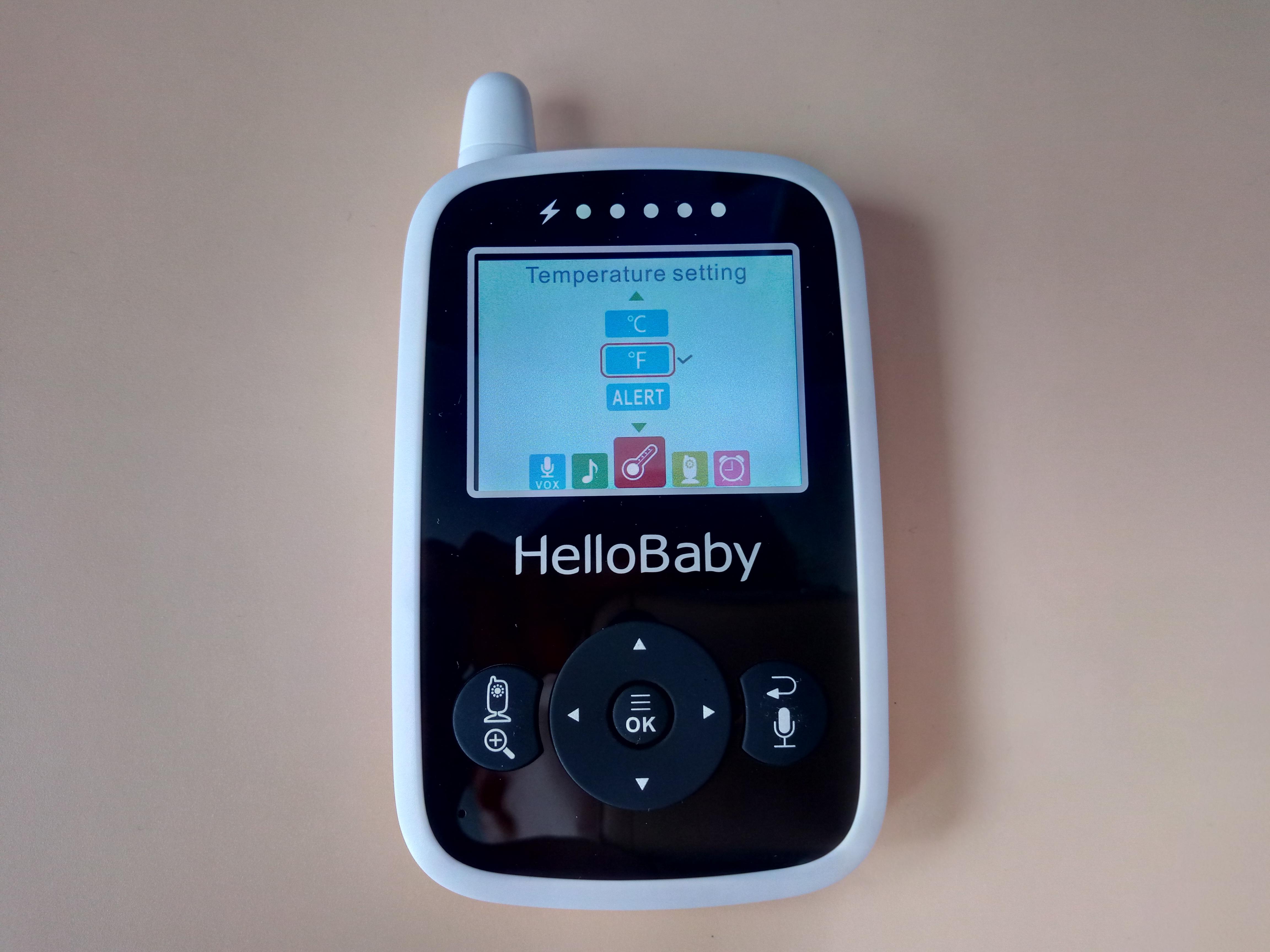 Видеоняня HelloBaby HB24 купить в Москве