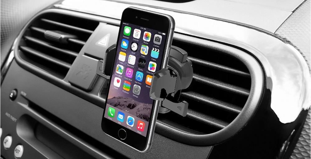 Onetto One Touch Mini Air Vent Mount - Автомобильный держатель премиум-класса на воздуховод.