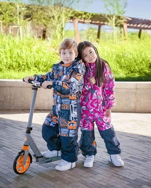 Детский комбинезон Premont Ти-Рекс SP9201 для мальчиков в магазине Premont-shop