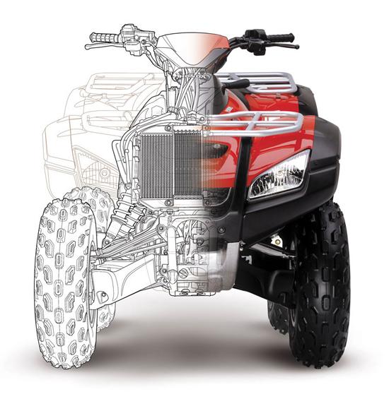 HondaTRX680FA