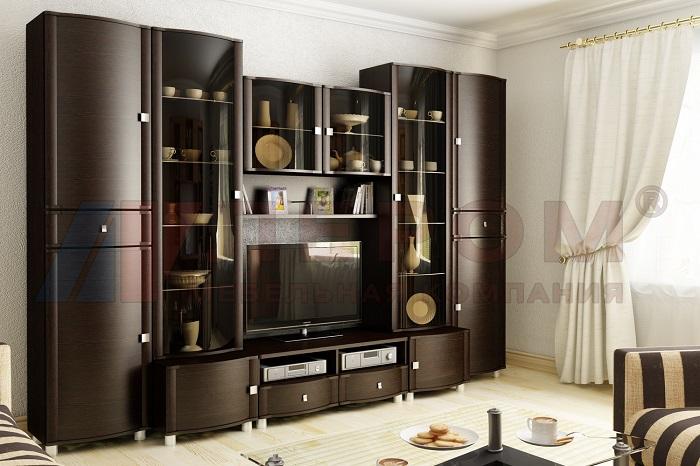 ОЛИВИЯ Мебель для гостиной