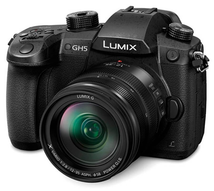 Lumix GH5 Kit HSA12035