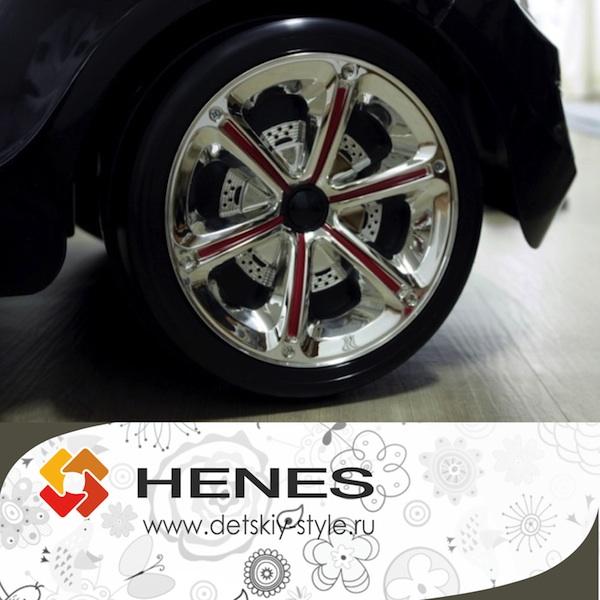 Колесо электромобиля Henes Phantom