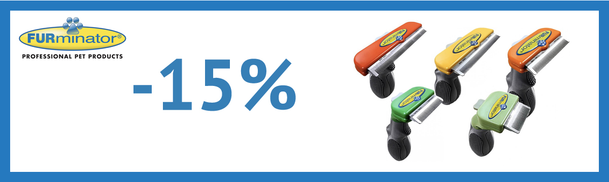 FURminator -15%