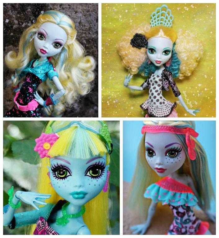 Лагуна Блю в интернет-магазине Магия кукол