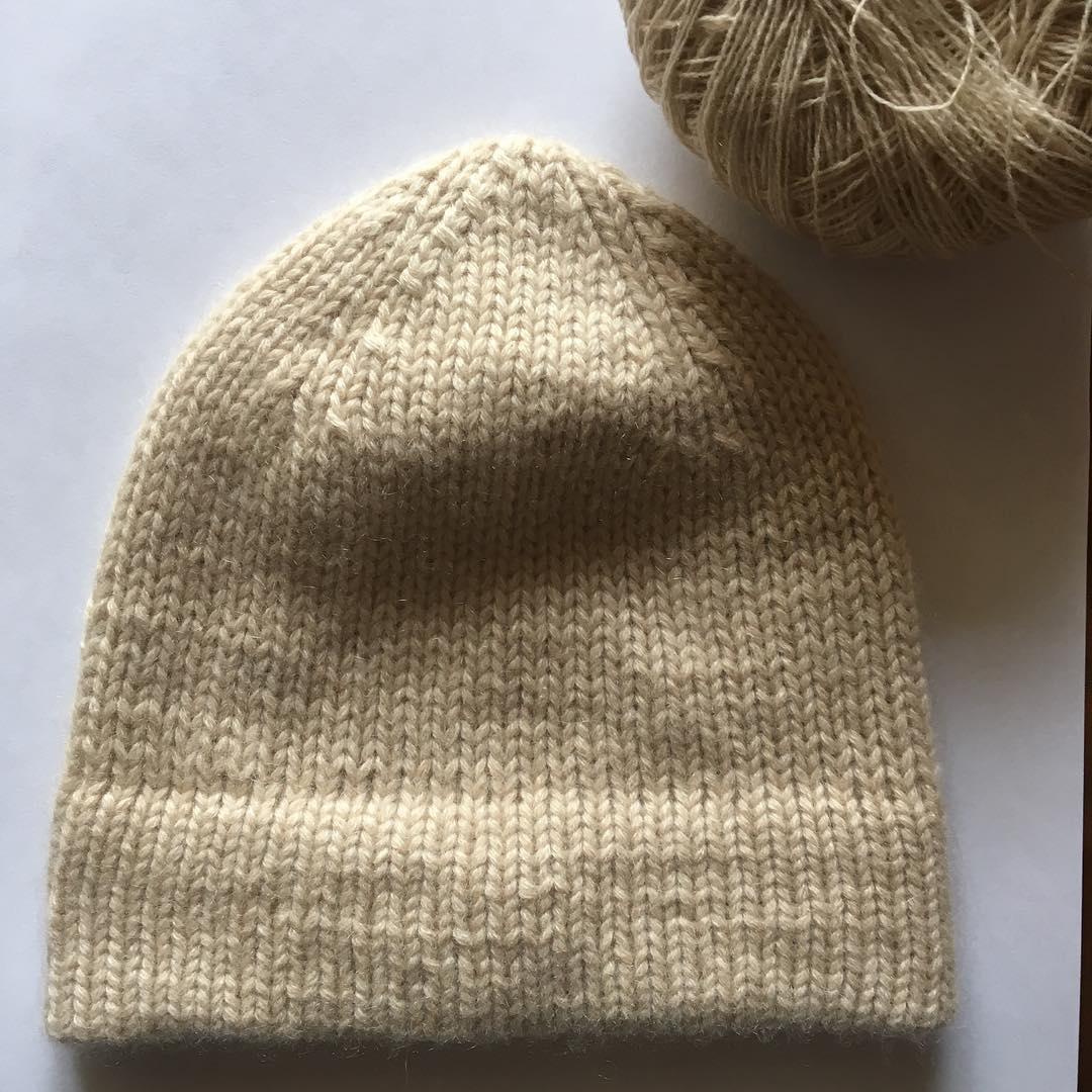шапка из монгольского кашемира sarlag