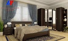 КАМЕЛИЯ Спальня Венге
