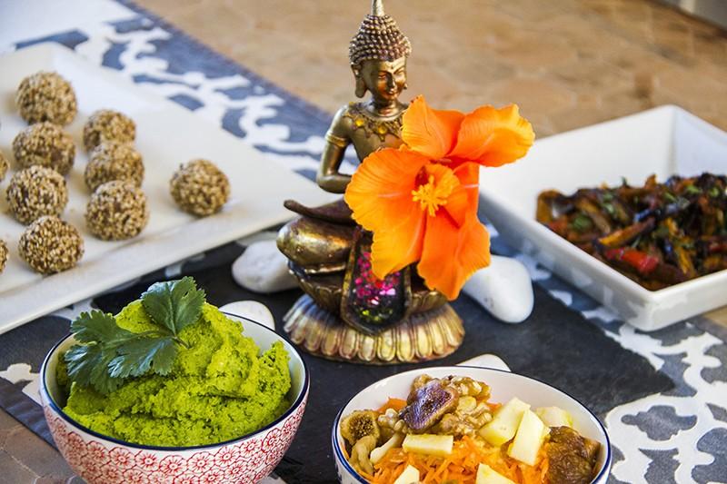 Йога и еда