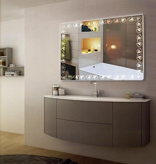 Зеркало с подсветкой Ниагара Вичи