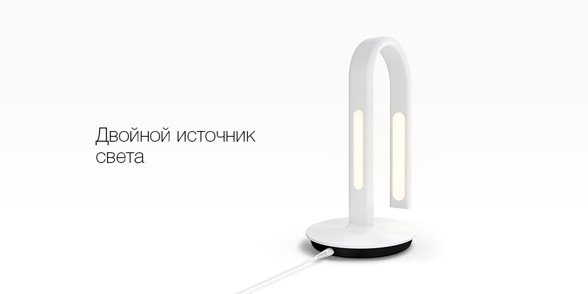 Настольная лампа Xiaomi Mi Philips Eyecare Smart Lamp 2