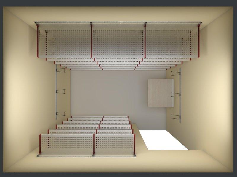 Как обустроить подсобное помещение