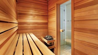 Строительство саун из дерева Кедр