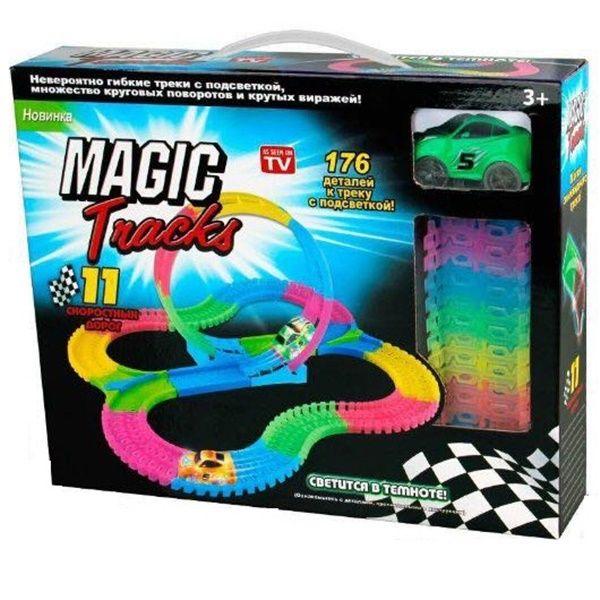 Magic Tracks 176 деталей + X оптом