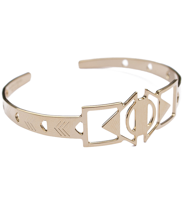 купите стильный браслет в этническом стиле Vega от Chic Alors-Paris