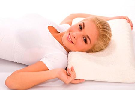 Ортопедические подушки под голову для взрослых