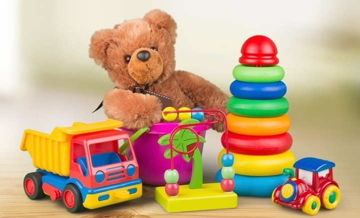 При торговле игрушками полезен опыт их приобретения своим детям