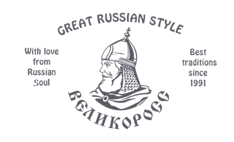 логотип компании великоросс
