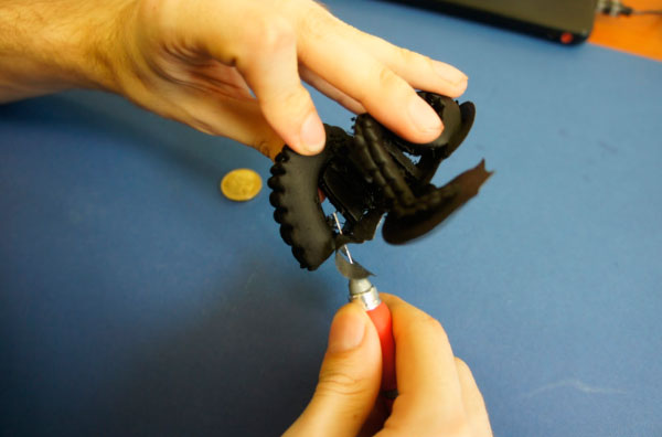 Как правильно удалить поддержки после 3Д печати