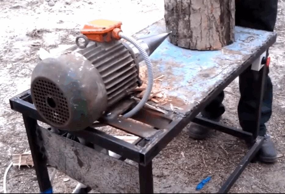 конусный-дровокол