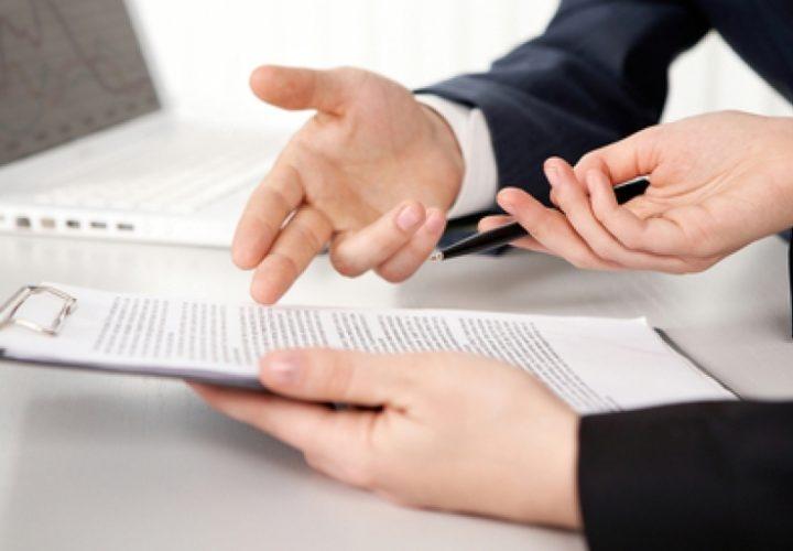 Все условия проведения пересчета ТМЦ должны быть оговорены в договоре