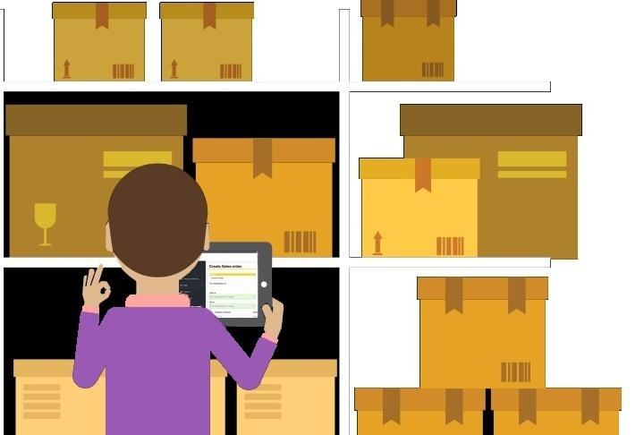 Перед инвентаризацией желательно систематизировать складские запасы