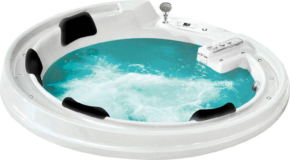 Акриловая ванна джакузи Gemy G9090 K