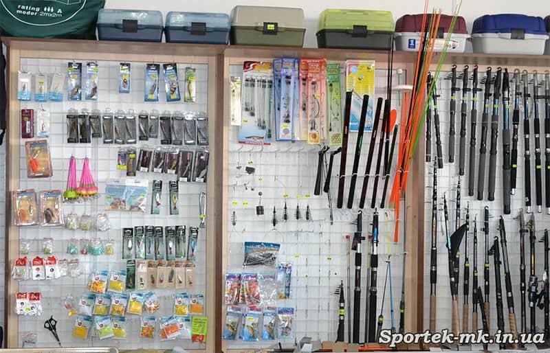 """Рыболовные товары в магазине """"Дом Спорта"""" в Николаеве"""