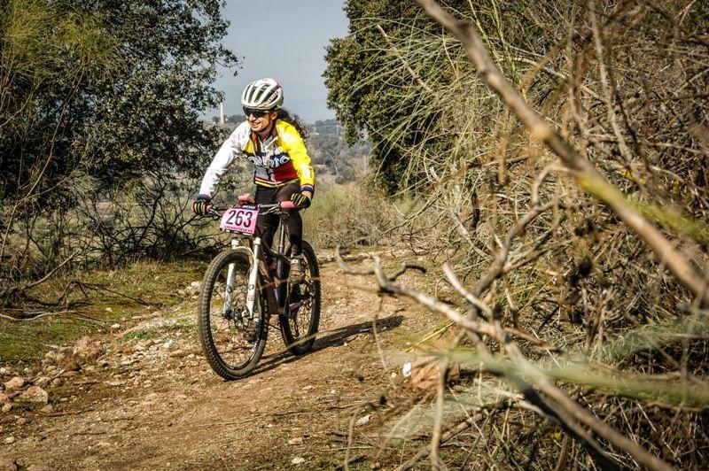 Седа Гренавцева на Andalucia Bike Race