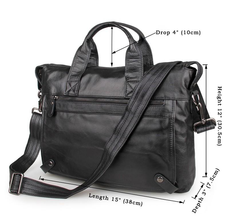 Размеры сумки JMD 7120