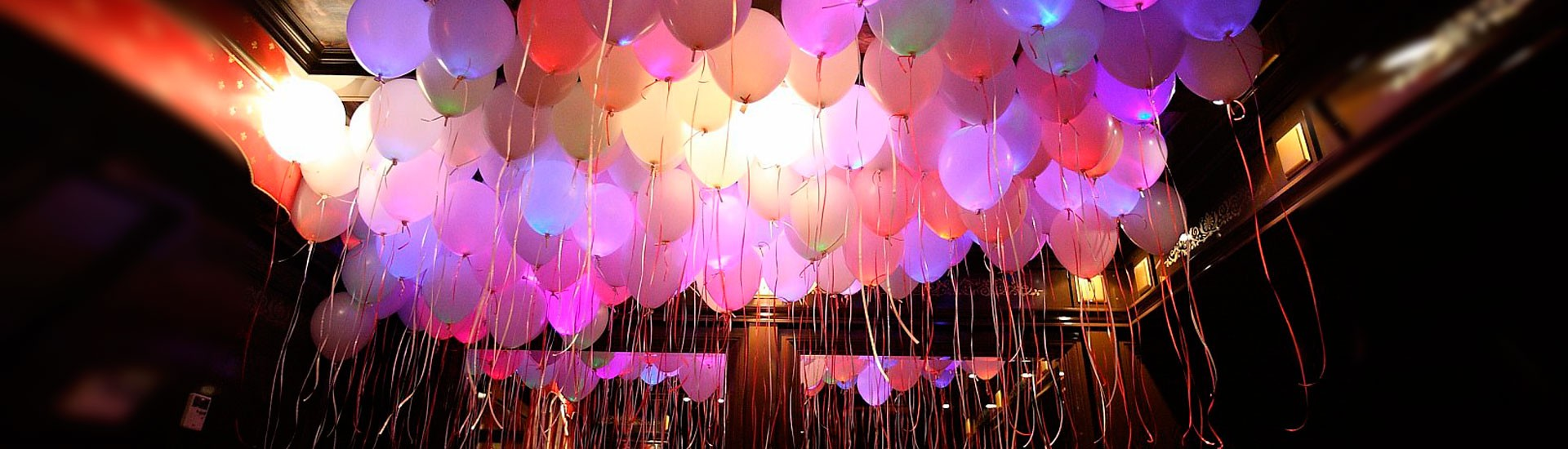 Светодиодные воздушные шары