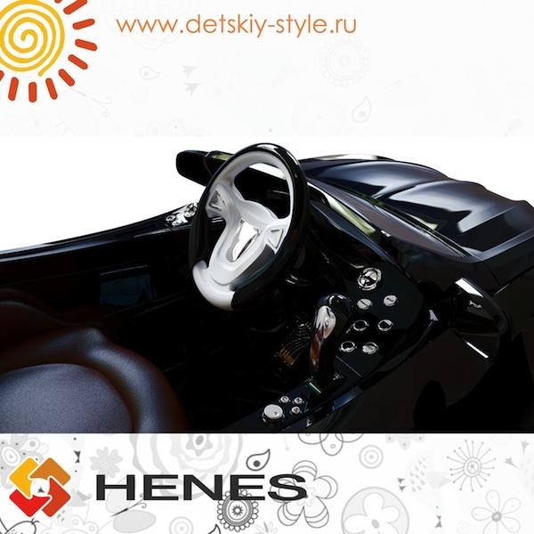 Рулевое управление электромобиля Henes Phantom Premium