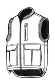 Охотничий жилет с подогревом RL-H-01
