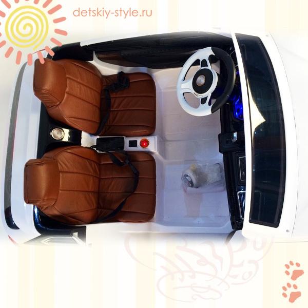 двухместный электромобиль river toys bmw m333mm, кожаное сидение, детский электромобиль бмв м333мм, купить, цена, стоимость, заказать, доставка по россии, отзывы, заказ, видео, видео обзор, официальный дилер, интернет магазин