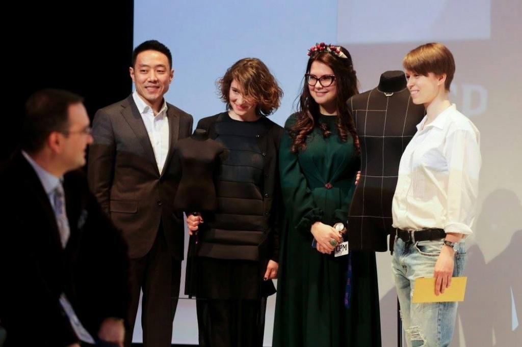 Вручение мягких портновских манекенов ROyal Dress forms победителям конкурса PROfashion Masters