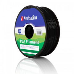 Verbatim PLA 175mm_Black-1kg