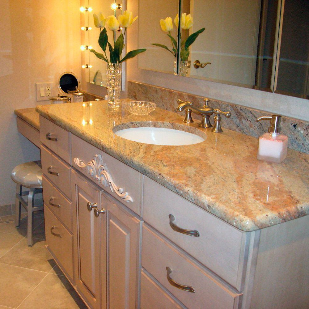 Столешница на ванну монолитная раковина и столешница из камня
