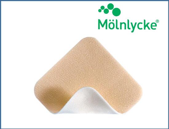 Мепилекс Лайт - губчатая раневая повязка. фото