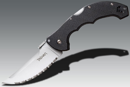 "Нож Cold Steel Talwar 4"" Serrated Edge (21TTLS)"