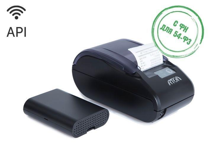 Портативные фискальные регистраторы могут работать на аккумуляторе целый день