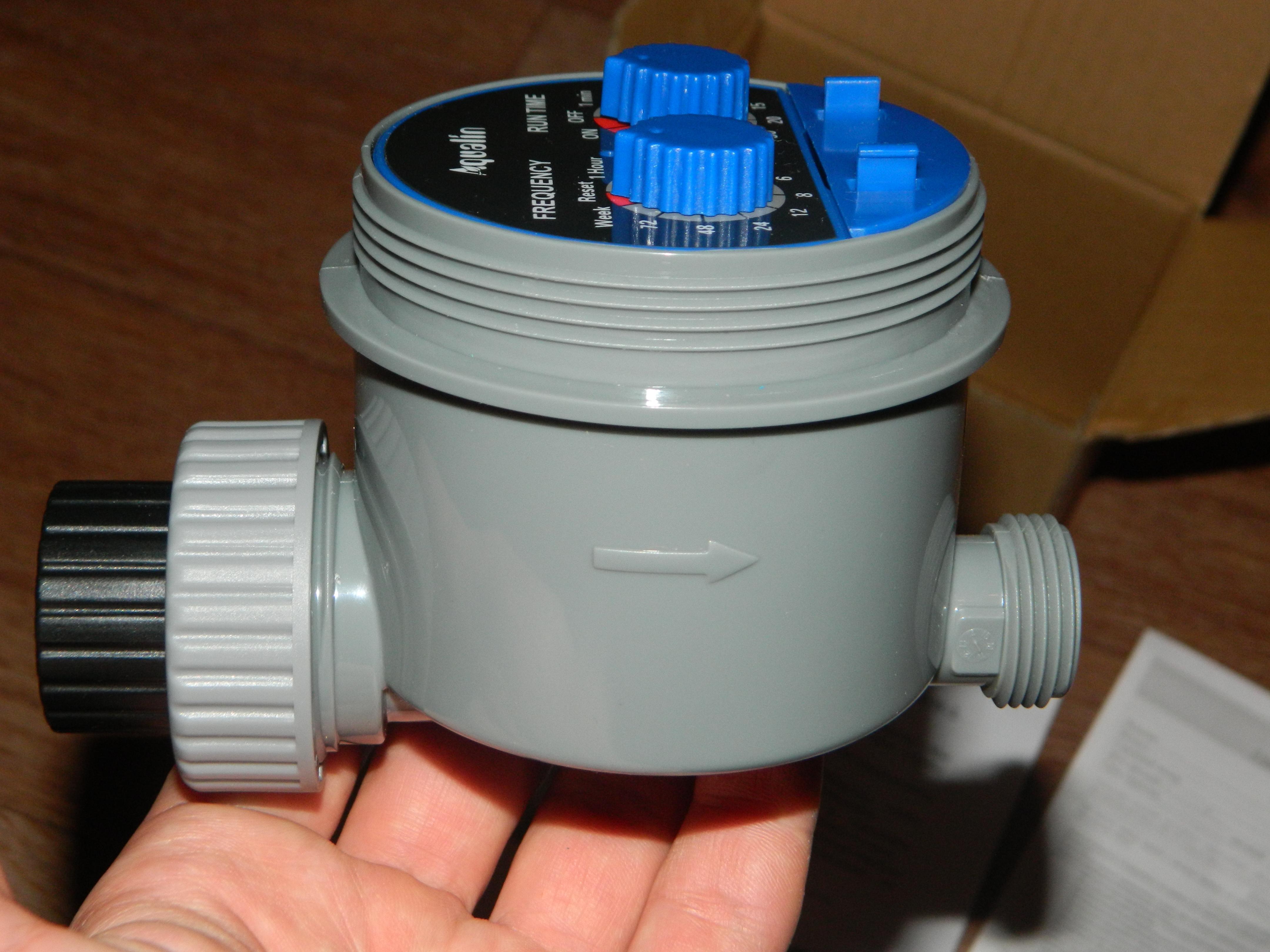 таймер автоматической подачи воды